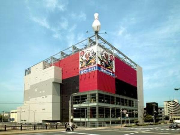 ラウンドワン城東放出店新築工事 ※画像をクリックすると拡大表示します。 ラウンドワン城東放出店新